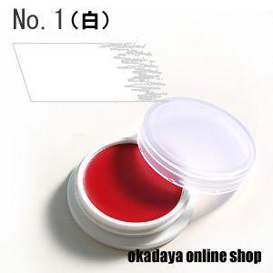 舞台屋(ぶたいや) ペイントカラー no.1(白) (B)_3a_|okadaya-ec