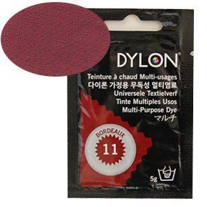 染料 DYLON-ダイロン- ニューマルチ 11.ボルドー (H)_3b_|okadaya-ec