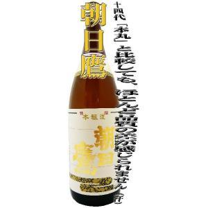 日本酒 朝日鷹 特撰本醸造 生貯蔵酒 1.8L あさひたか 十四代の醸造元|okadayasaketen|02