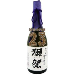 日本酒 獺祭 純米大吟醸 磨き二割三分 720ml  (だっさい みがきにわりさんぶ) |okadayasaketen|02