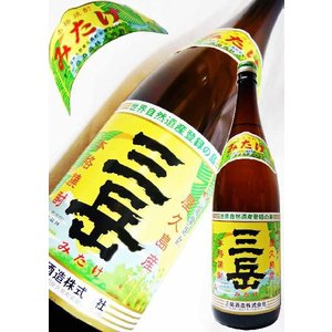 三岳 芋 焼酎 1.8L (みたけ)の関連商品2