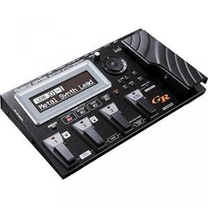 【送料無料】ギター エフェクター Roland GR-55 Guitar Synth - Black - With GK-3 Pickup海外輸入品・お取り寄せ