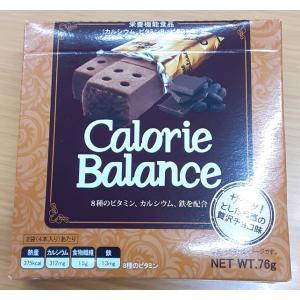 ヘテパシフィック カロリーバランス チョコ 4本×10箱