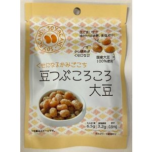 エバートラストジャパン 豆つぶころころ 大豆 30g×10袋