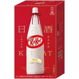 ネスレ キットカットミニ 日本酒満寿泉 9枚入×24箱セット