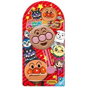 3種のチョコレートでアンパンマンとその仲間たちの顔を表現した、棒付きチョコレートです。不二家のファミ...