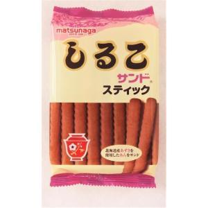 おなじみのしるこサンドを食べやすいスティックに仕上げました。 北海道産あずき使用 本品は、卵・落花生...