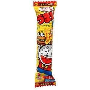 やおきん うまい棒 テリヤキバーガー味 6g×30袋の詳細画像1