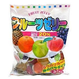NSフルーツゼリー 33個×12袋 okagesama-market