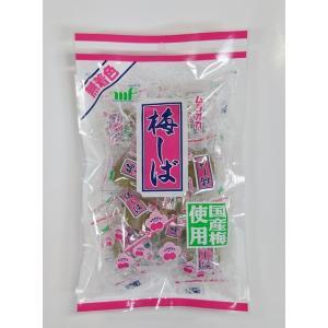 村岡食品 梅しば 無着色 110g×10袋