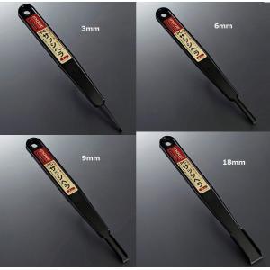 井上工具 PCサッシヘラセット 4本組 17010 サッシ掃除に便利です。|okaidoku-kiyosi