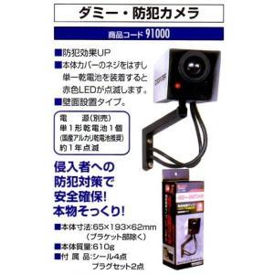 ダミー・防犯カメラ okaidoku-kiyosi