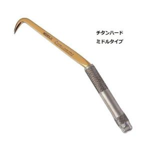 バクマ工業 ビールマンハッカー 国士無双    チタンハード BHF−M−T 鉄筋ハッカー okaidoku-kiyosi