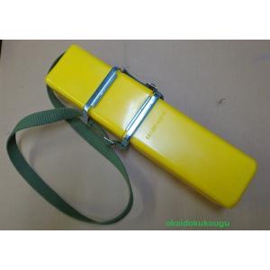 加納化成  溶接棒携帯用ケース・ワーカー SS 角型ベルトタイプ (蓋キャップ式)|okaidoku-kiyosi