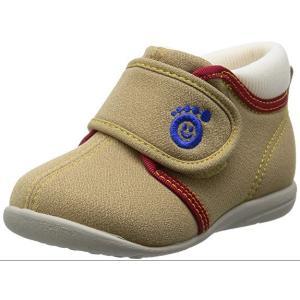 ASAHI アサヒ アサヒ健康くん B01-JP ベージュ 日本製 アサヒシューズ ベビー  子供靴 okamotoya