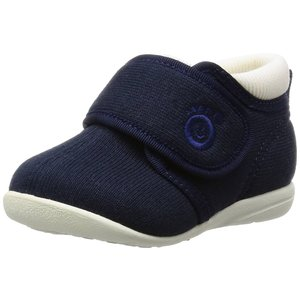 ASAHI アサヒ アサヒ健康くん B01-JP ネイビー 日本製 アサヒシューズ ベビー  子供靴 okamotoya