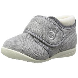ASAHI アサヒ アサヒ健康くん B01-JP グレー 日本製 アサヒシューズ ベビー  子供靴 okamotoya