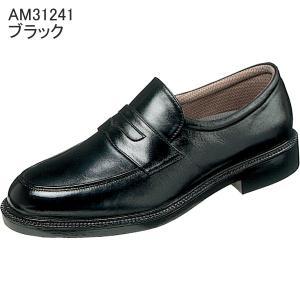 ASAHI アサヒ tk31-24 ブラック アサヒシューズ メンズ ビジネスシューズ ゴアテックス ローファー  靴|okamotoya