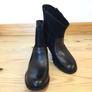 Clarks クラークス 323F 黒 ブラック 店頭展示品  訳ありアウトレット ブーツ レディース 靴 okamotoya