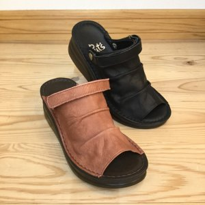 Put's プッツ 40399 サボサンダル ブラック・ピンク・ネイビー・ベージュ・ブルーグレー・レッド・ミント カジュアルシューズ レディース 靴|okamotoya
