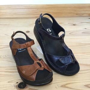店頭展示品在庫処分 Put's プッツ 4076 軽く柔らかくシンプル ストラップサンダル  レディース 靴 okamotoya