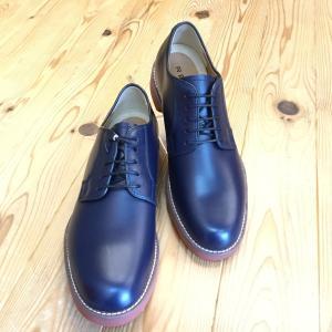 リーガル プレーントウ REGAL 51MR 51MRAH ネイビー メンズ リーガル 靴|okamotoya