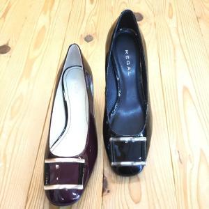 店頭展示品在庫処分 REGAL f08h リーガル レディース エレガントパンプス 靴|okamotoya