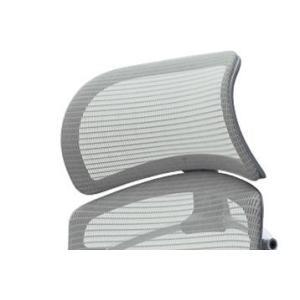 オカムラ オフィスチェア コンテッサ2 セコンダ オフィスチェア CC501G コンテッサ2 セコンダ用大型固定ヘッドレスト ボディカラーホワイト 送料込み|okamura