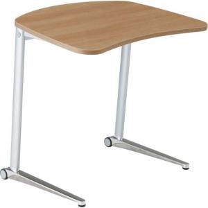 オカムラ シフト Shiftテーブル 800W 傾斜タイプ ポリッシュ オカムラ公式ショップ PayPayモール店