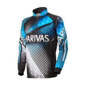 優れた吸水速乾素材により常に快適な釣りを提供するドライジップシャツ。  サラッとした肌触りで、爽快感...