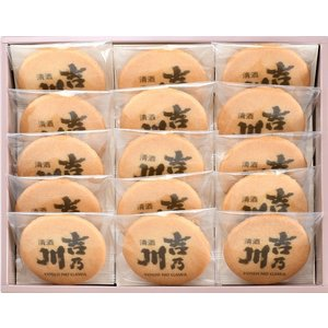 吟醸クッキー 15枚入 okashi-kikuya