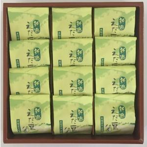 新潟えだ豆パイ12個入|okashi-kikuya