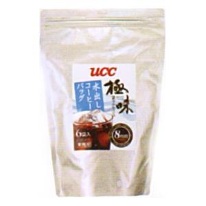 UCC業務用 極味 爽やか仕立て 水出しコーヒーバッグ (80g×6P)×12個|okashinomarch