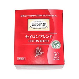 (単品)UCC業務用 UCC 霧の紅茶 セイロンブレンドT/B50P|okashinomarch