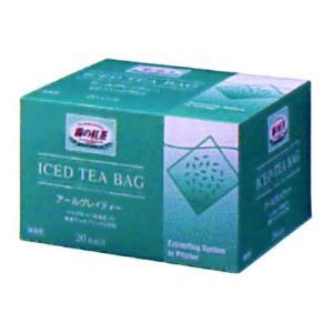 UCC業務用 霧の紅茶 アイス T/B アールグレイティー (12g×20P)×12個|okashinomarch