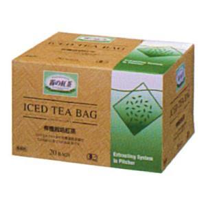UCC業務用 霧の紅茶 アイス T/B 有機栽培紅茶 (10g×20P)×12個|okashinomarch