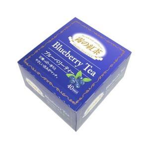 (単品)UCC業務用 UCC 霧の紅茶 ブルーベリーティーTB40P|okashinomarch