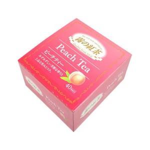 (単品)UCC業務用 UCC 霧の紅茶 ピーチティーTB40P|okashinomarch