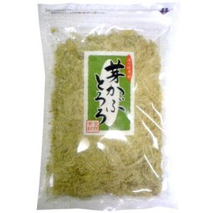 森田 天然素材 芽かぶとろろ 100g (常温)|okashinomarch