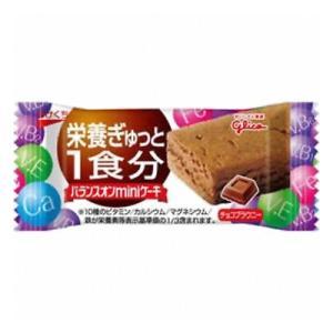 グリコ バランスオンminiケーキチョコブラウニー 1個 240コ入り 2014/10/14発売|okashinomarch