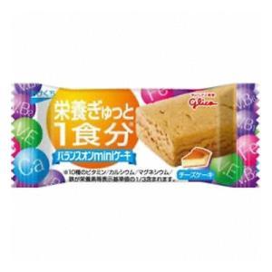 グリコ バランスオンminiケーキ チーズケーキ 1個 240コ入り 2014/10/14発売|okashinomarch