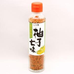 森田 柚子七味 90g (常温)|okashinomarch