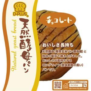 デイプラス 天然酵母パン チョコレート 12コ (4571170190021)|okashinomarch