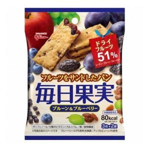 (お買い得) グリコ 毎日果実 6枚 10コ入り okashinomarch