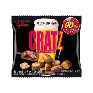 (送料無料)グリコ クラッツミニタイプ〈ペッパーベーコン〉 14g 400コ入り 2019/08/06発売|okashinomarch