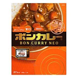 大塚食品 ボンカレーネオ コク深ソースオリジナル 甘口 230g 5コ入り okashinomarch