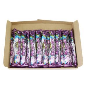 (全国送料無料)コリス カジリッチョ グレープ&ソーダ ソフトキャンディ 1本 20コ入り メール便 (4901361053161m)|okashinomarch