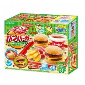 クラシエフーズ ポッピンクッキン ハンバーガー 22g 5コ入り 2017/09/11発売|okashinomarch