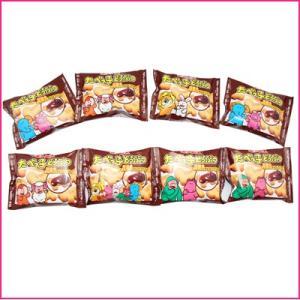 (全国送料無料) ギンビス たべっ子どうぶつ 厚焼きチョコビスケット 24g 8コ入り メール便