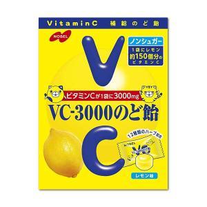 ノーベル VC-3000のど飴 90g 48コ入り|okashinomarch